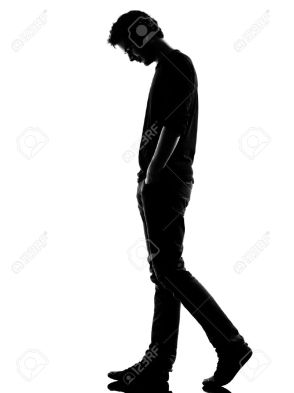 13134459-young-man-sad-walking-silhouette-in-studio-isolated-on-white-background-Stock-Photo